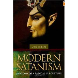 Modern Satanism Anatomy Of A Radical Subculture Cover