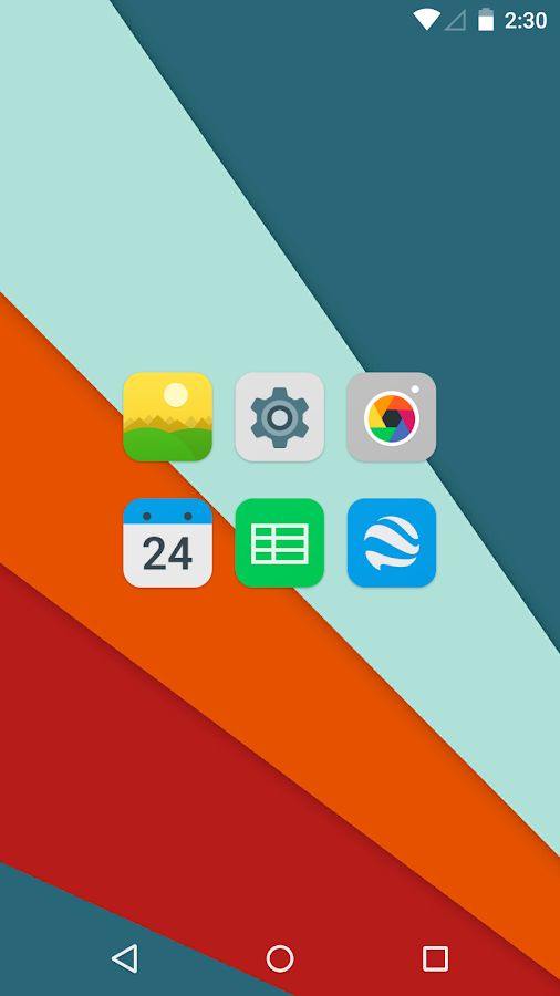 Omne - Icon Pack Screenshot 1