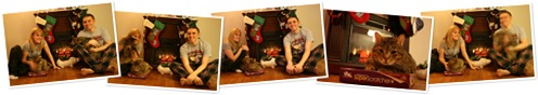 View Christmas Photo Outtakes