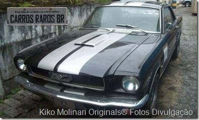 Ford Mustang Bullit 1967 [1]