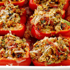 Ragu-Stuffed Peppers