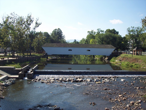 Elizabethton Historic Covered Bridge
