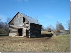 Century old barn