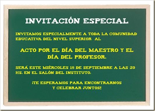 Día del profesor_INVITACIÓN BLOG