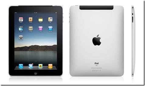 iPad Wi-fi 3G