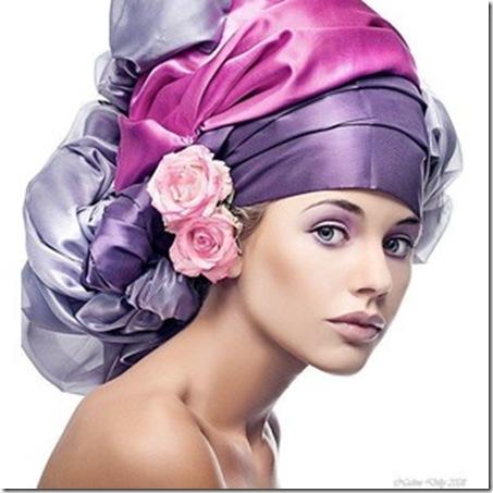spectacular purple - professional makeup