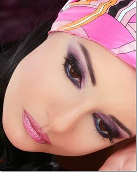 loving and style makeup _1_