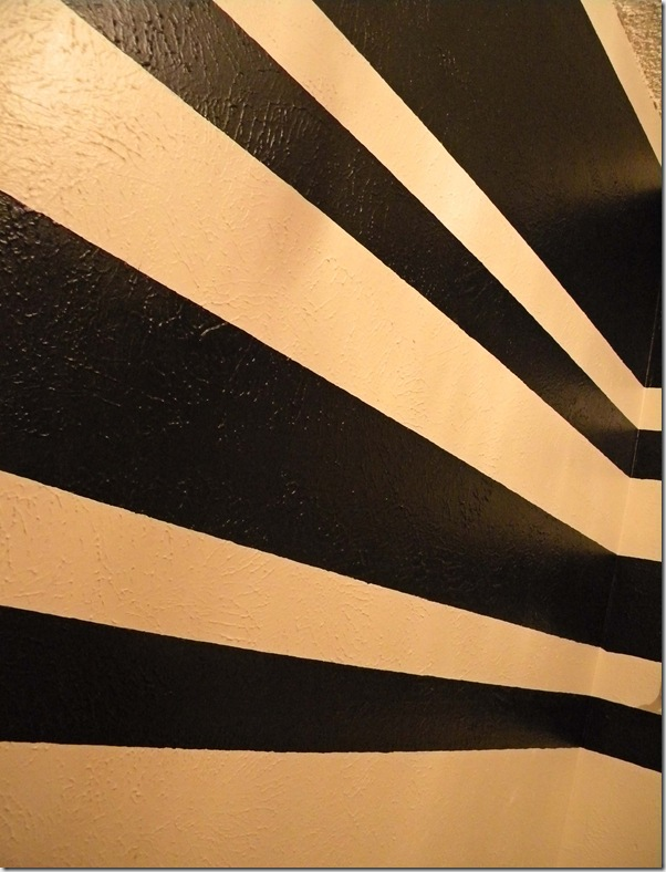 Everything Design Painting Stripes on Textured Walls A Tutorial