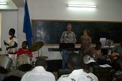 Leading Interchurch Worship