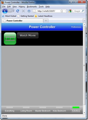 PowerController-Web3