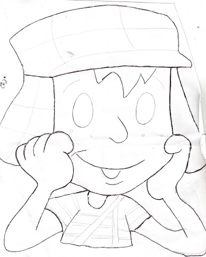 Del Chavo Animado Para Colorear Dibujos Del Chavo Del 8 Para