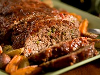 Ground beef pork meatloaf recipes