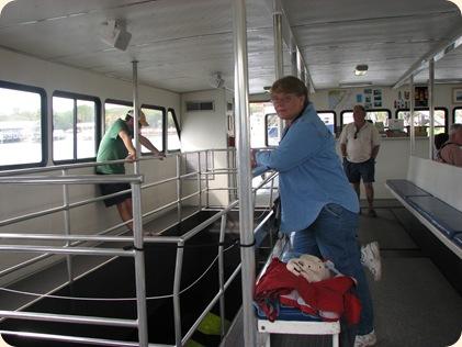 John Pennekamp Glass Bottom Boat 004
