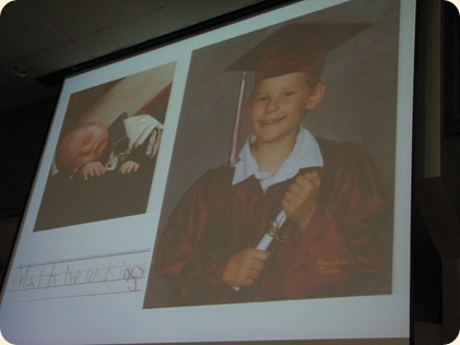 Matthew's Pre-K Graduation 004
