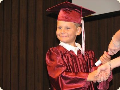 Matthew's Pre-K Graduation 026