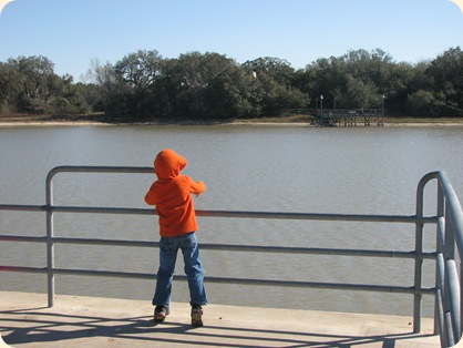 Lake Texana - Feb '09 070