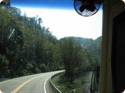 Drive to Cherokee 004