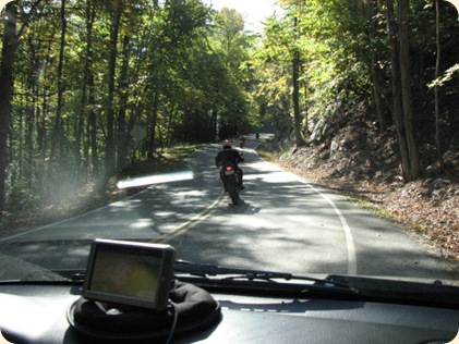 Cherohala Skyway & Dragon's Tail Hwy 157