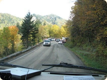 Drive through Smoky Mtn NP 010