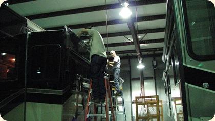 Slide Roof Repair 007