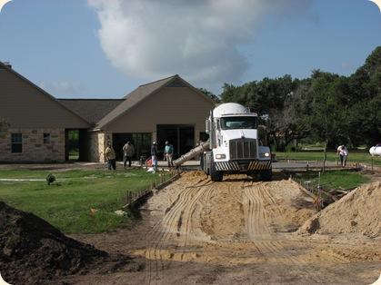 New Driveway Work 001