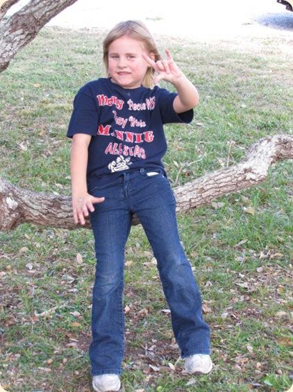 Kid's Day at Lake Texana 045