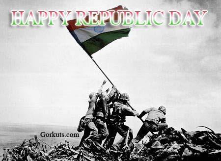 orkut republic day scraps