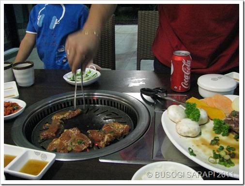 TRIBE'S MARU BBQ TIME© BUSOG! SARAP! 2011