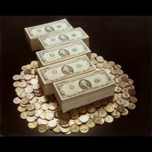 Lavender Money Spell Cover