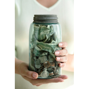 Magick Money Jar Spell Cover