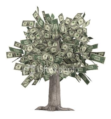 Money Tree Spell Cover