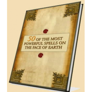 50 Of The Most Powerful Spells On The Face Of Earth Cover