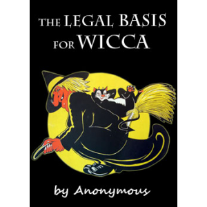 The Legal Basis For Wicca Cover