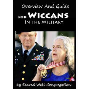 Overview And Guide For Wiccans In The Military Cover