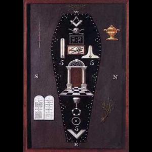 On The Antient And Primitive Rite Of Masonry Memphis Mizraim Cover