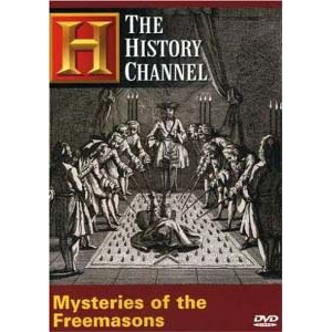 Mysteries Of The Freemasons Cover