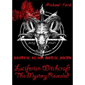 Luciferian Witchcraft The Mystery Revealed Cover