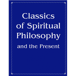 Classics Of Spiritual Philosophy And The Present Cover