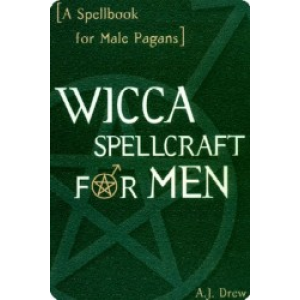 Wicca Spellcraft For Men Cover
