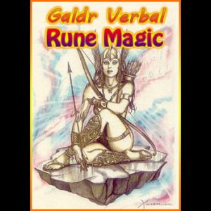 Galdr Verbal Rune Magic Cover