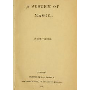 A System Of Magic Cover