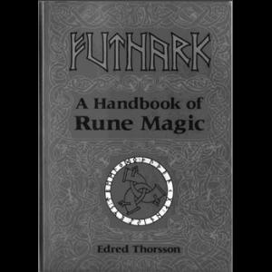 Futhark A Handbooks Of Rune Magic Cover
