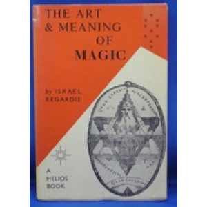 The Art And Meaning Of Magic Cover