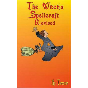 The Witchs Spellcraft Revised Cover