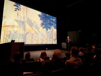 CISA3 Lecture by Maurizio Seracini
