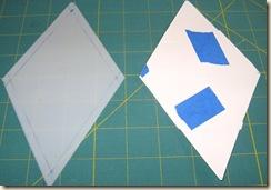 3 diamond block