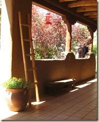 Abiqui Inn  Ladder