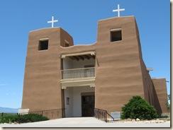 Sacred Heart Church Nambe