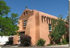 Santa Fe  Church Close