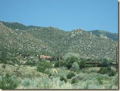 Sandia Mtn homes